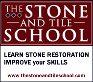 Ad about The Stone and Tile School